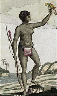 Arawak woman