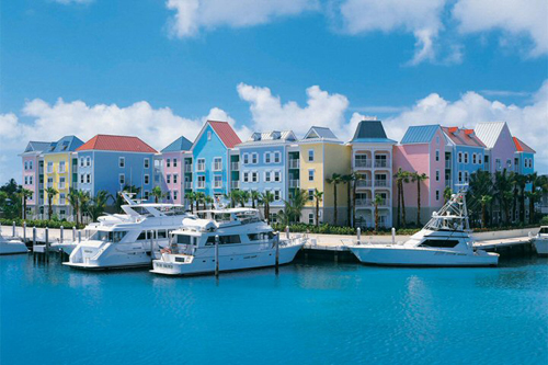 CruisePortInsider Nassau On Your Own – Nassau Bahamas Tourist Map