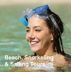 Beach & Sailing Tours