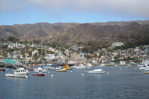 Marine weather report catalina island