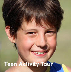 Teen Activity Tour