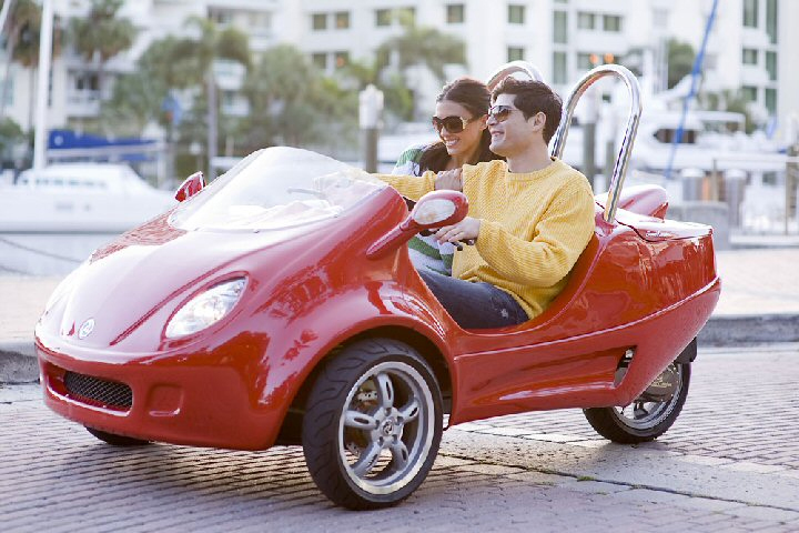 Cozumel Excursions Scoot Coupe