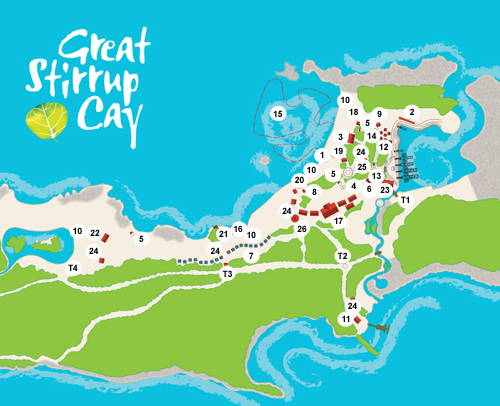 Cruiseportinsider Com Great Stirrup Cay On Your Own