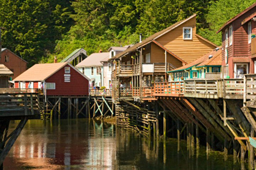 Ketchikan on your own for Berth 55 fish count