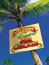 Sunshine Jerk Chicken