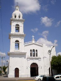 Church in Los Mochis