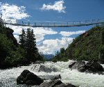 Yukon Suspension Bridge