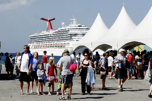 Where Does The Carnival Cruise Ship Dock In Grand Cayman ...